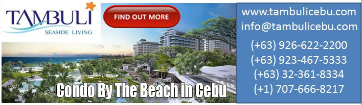 Tambuli Seaside Living - Condo By The Beach in Cebu